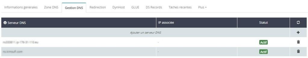 00 - Gestion DNS