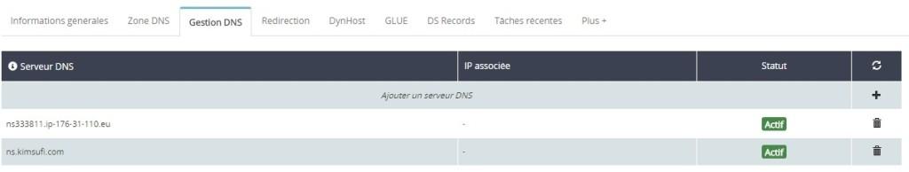 02 - Gestion DNS