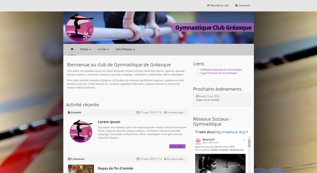 Club Gymnastique