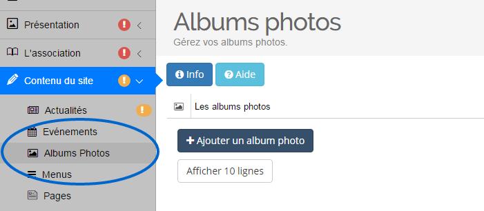 teasing-Albums photos